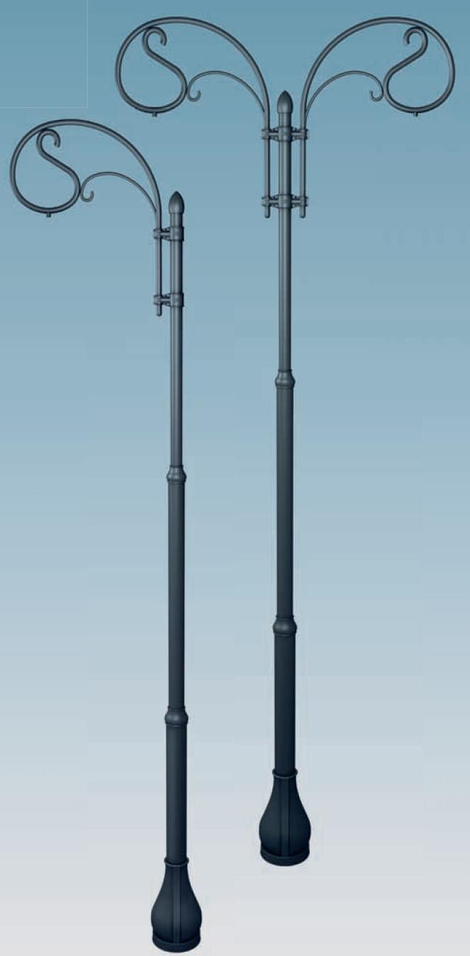 DISANO Liberty pole 1498
